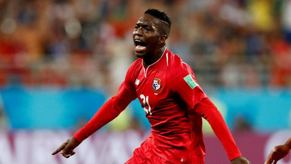 Video: Gol! Panama Memimpin 1-0 Atas Tunisia