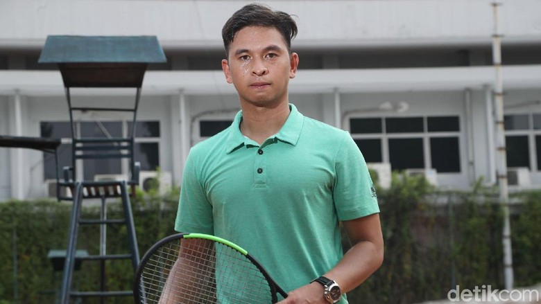 Christopher Rungkat Gemas Tenis Indonesia Enggak Maju-Maju