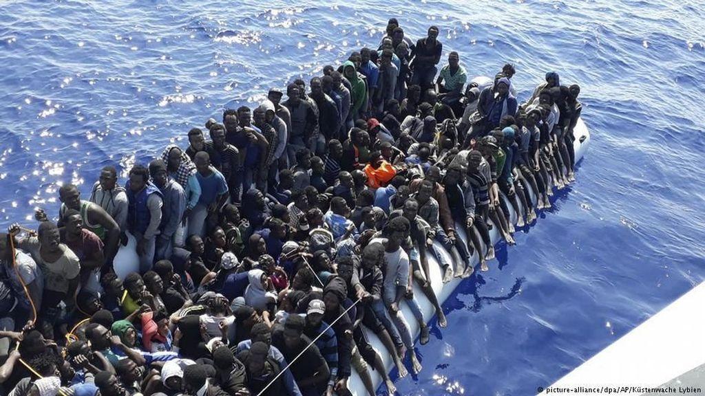 Uni Eropa Capai Kesepakatan Migrasi