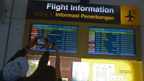 Gunung Agung Meletus, Bandara Ngurah Rai Tutup Sementara