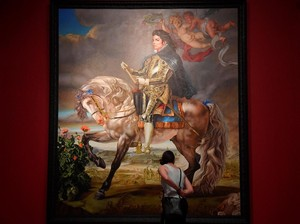 Lukisan Terakhir Michael Jackson Sebelum Meninggal Dipamerkan di London