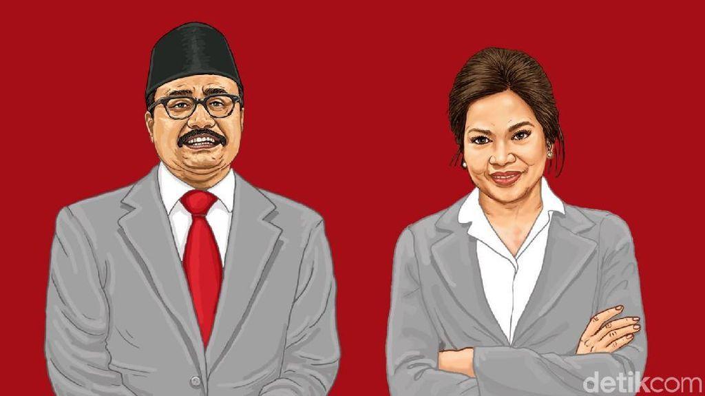 Tangis Megawati dan Nasib Puti