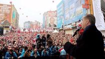 Erdogan Magnet Menyatunya Dunia Islam