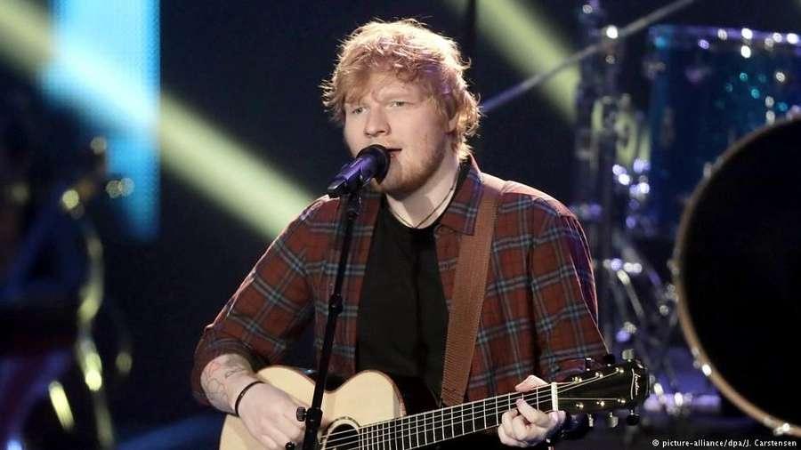 Ed Sheeran, Musisi Solo Termahal 2018