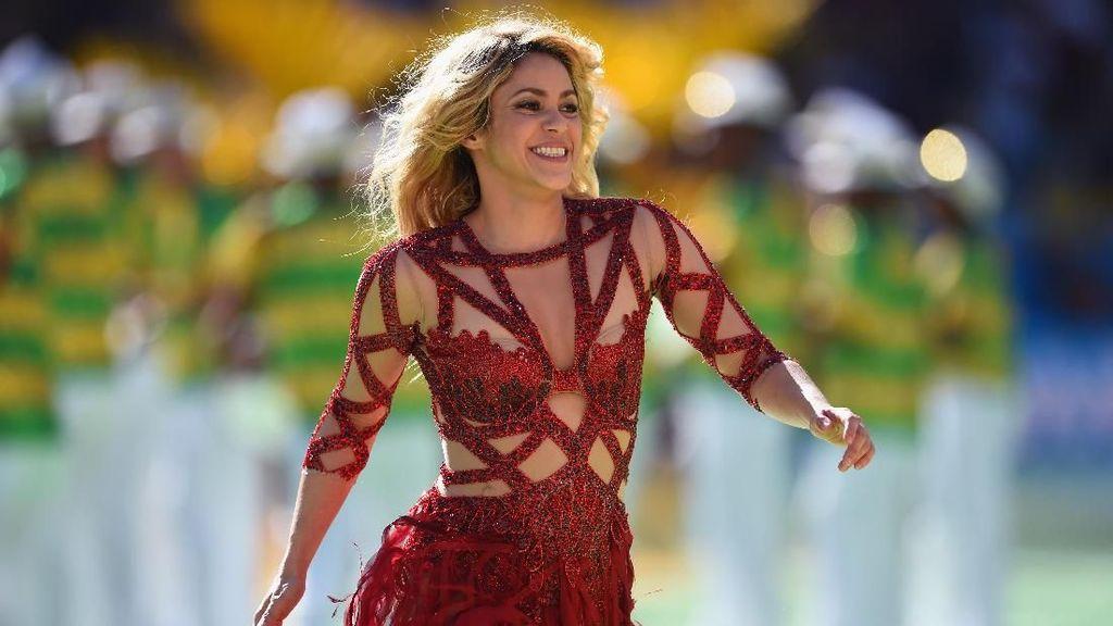Piala Dunia 2018 Rindukan Shakira dengan Waka-Waka-nya