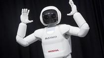 Aksi Asimo, Robot Canggih Honda yang Dimatikan