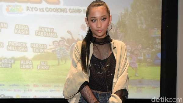 Chloe Xaviera Keponakan Agnez Mo kini Keluarkan Mini Album