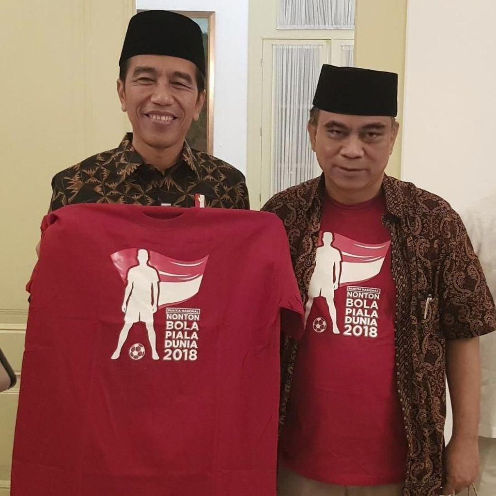 Jokowi Lantik Menteri, Projo Pamit Merasa Tak Dibutuhkan Lagi