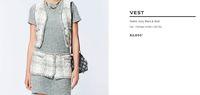 Vest Chanel yang dipakai Krisdayanti.