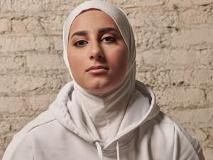 Biar Semangat Olahraga, Intip Gaya Hijab Sporty Atlet Parkour Ini