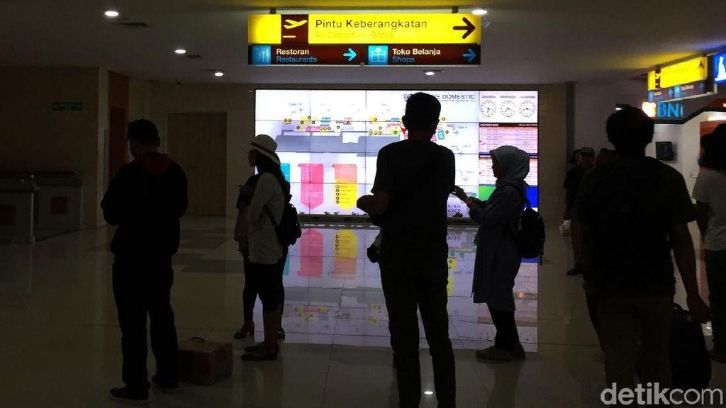 Wamena Rusuh, Seluruh Penerbangan Ditunda