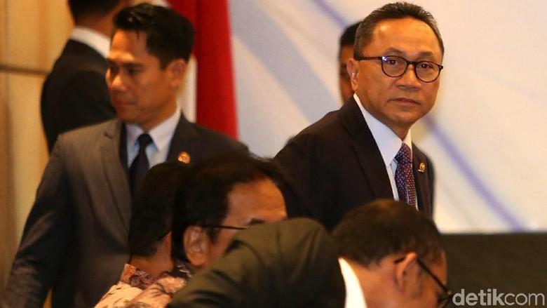 Zulkifli Hasan Buka Pintu Bila Menteri dari PAN Ingin Nyaleg