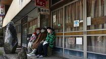 Unik! Ada Kota di Jepang yang Dihuni Orang-orangan Sawah