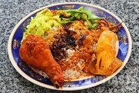 Legendaris! Nasi Kandar Khas Malaysia Sudah dari Abad ke 19