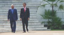 Jokowi-Mahathir Saling Belajar Demokrasi di Indonesia dan Malaysia