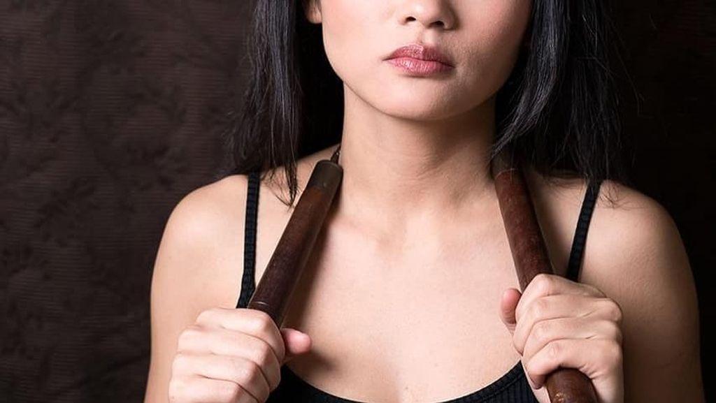 Olahraga Ganas Mai Duong Kie, Si Cantik Jago Kungfu dari Jerman