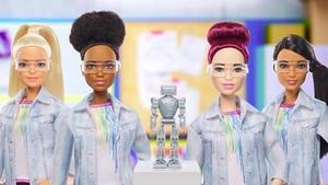 Asyik! Boneka Barbie Ajak Anak Perempuan Mengenal STEM Nih