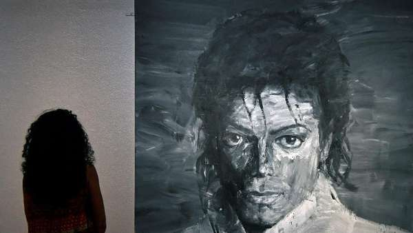 Karya Seni tentang Michael Jackson Ini Bakal Membuatmu Tercengang