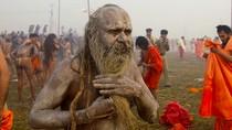 Mengenal Naga Sadhus, Sang Petapa Suci Telanjang