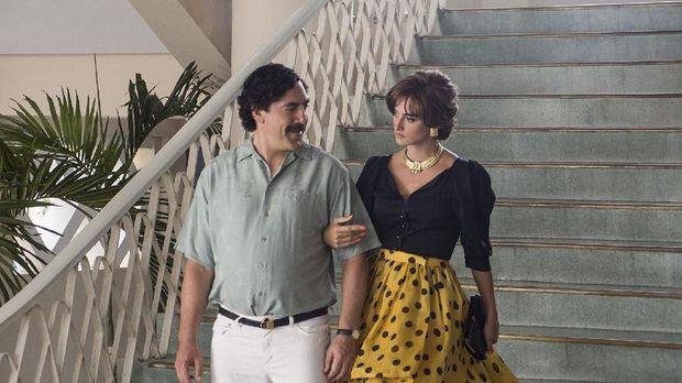 'Loving Pablo', Sisi Lain Sang Gembong Narkoba Pablo Escobar