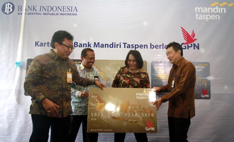 Peluncuran kartu itu dilakukan di Yogyakarta, Jumat (29/6/2018) dengan menerbitkan 3 varian kartu yaitu prima, plus dan reguler guna meningkatkan pelayanan kepada nasabah. Foto: dok. Bank Mantap