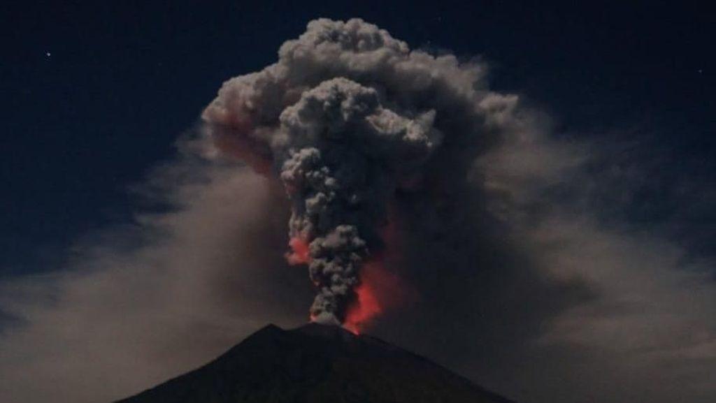 Gunung Agung Erupsi, Ini Bahaya Abu Vulkanik Bagi Kulit