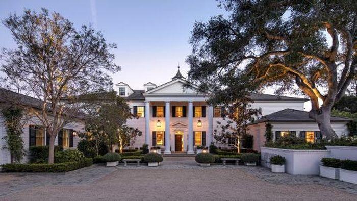 Rumah Rob Lowe terletak di Montecito, California. Selain Lowe dan Winfrey, Drew Barrymore, Al Gore hingga Ellen DeGeneres juga punya properti di daerah ini. Istimewa/CNBC.com.
