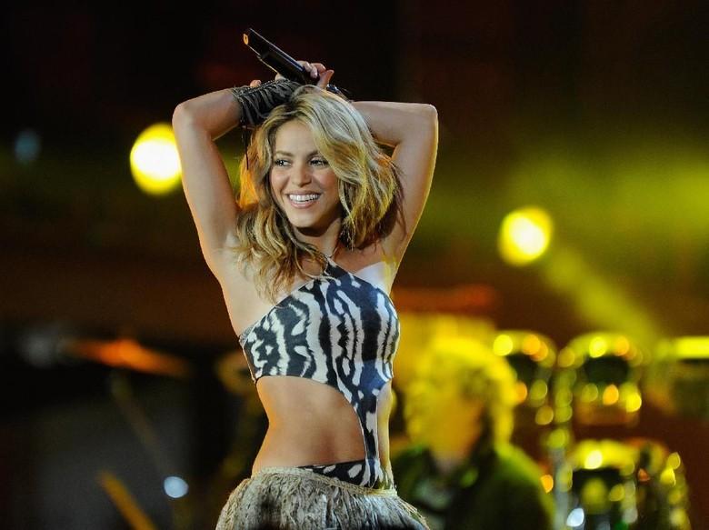 Momen yang buat Shakira depresi. Foto: Stuart Franklin/Getty Images