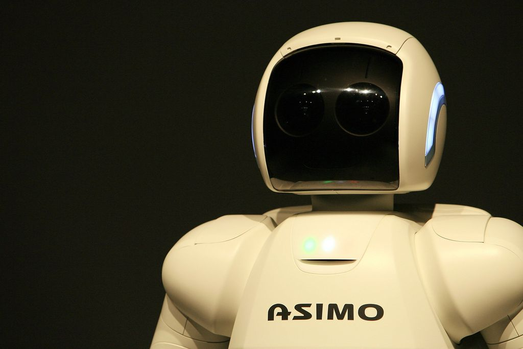 Asimo merupakan singkatan dari Advanced Step in Innovative Mobility. (Foto: GettyImages)