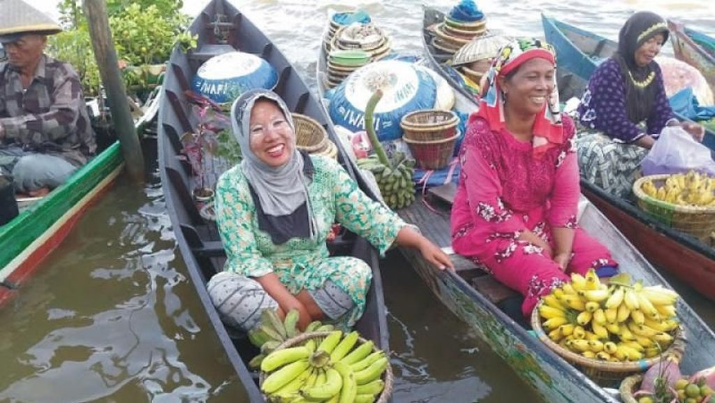 10 Destinasi Ini Wajib Dikunjungi Saat ke Banjarmasin