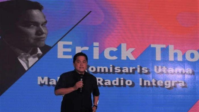 Erick Thohir/Foto: dok. MARI