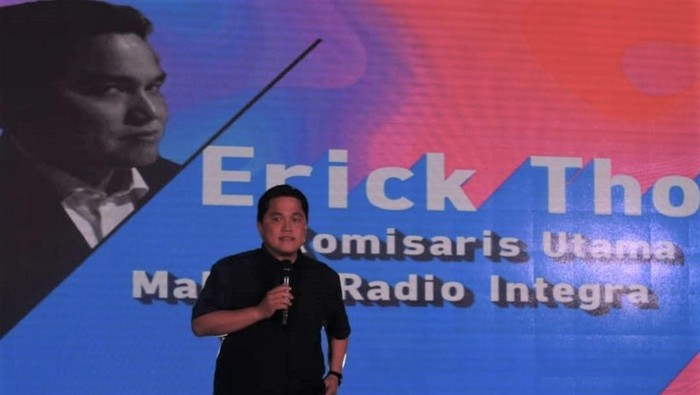 PT Mahaka Radio Integra Tbk (MARI) meluncurkan aplikasi teranyar NOICE di Jakarta, Kamis (28/6/2018).  Tujuh radio ada dalam satu aplikasi genggaman tangan. Wow!