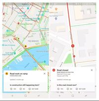 Google Maps Kebagian Fitur Laporan Kecelakaan