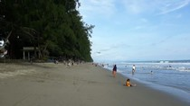 Pantai Cantik Kebanggaan Pariaman, Katipiang