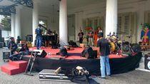 Pemprov DKI Gelar Pentas Musik Tradisional di Balai Kota