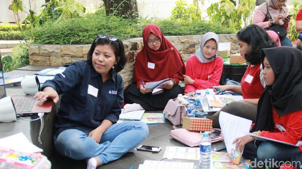 Gelar Pelatihan Literasi Keuangan, Prudential Latih Anak Kelola Keuangan