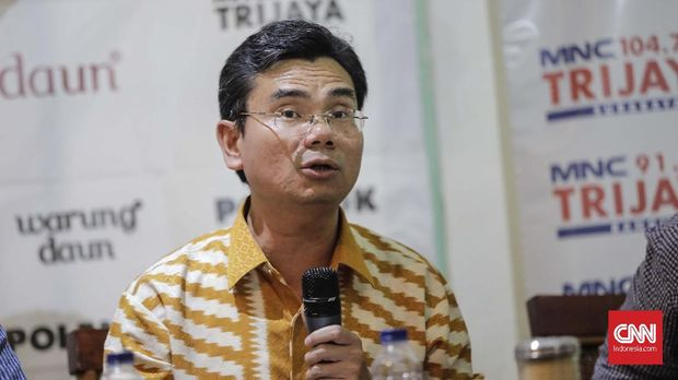 Direktur SMRC Djayadi Hanan.