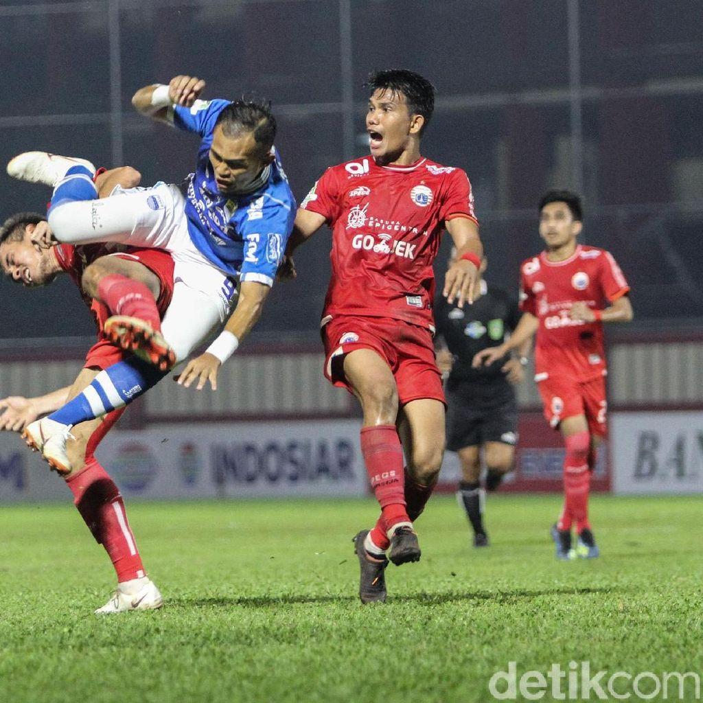 Prediksi Persib vs Persija: Kans Maung Bandung Putus Catatan Buruk