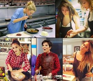 Populer dan Jago Masak, Lihat Aksi 9 Seleb Hollywood Saat di Dapur