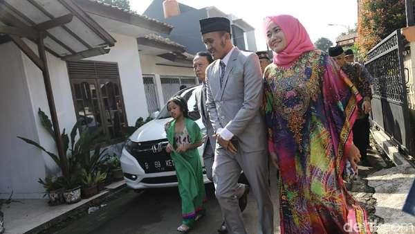 Bogor Berjoget... Caisar Aditya Resmi Nikah Lagi!
