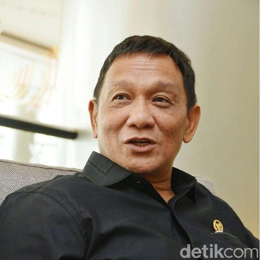 Gaduh Mendag Vs Buwas, Hanura Sarankan Jokowi Evaluasi Mentan