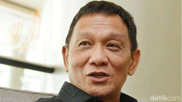 Ketua DPP Hanura Inas Nasrullah Zubir /