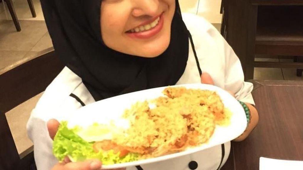 Foodies Sejati, Cynthiara Alona Hobi Makan Nasi Padang hingga Kari