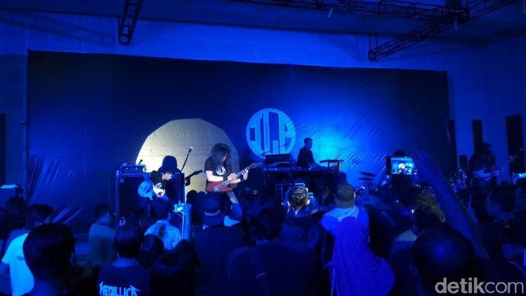 Giliran Surabaya Diguncang Musik Rock Indra Lesmana Bareng ILP
