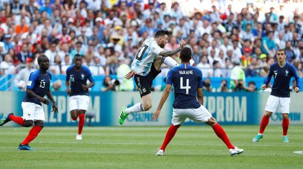Lionel Messi istirahat membela Argentina sejak Piala Dunia 2018.