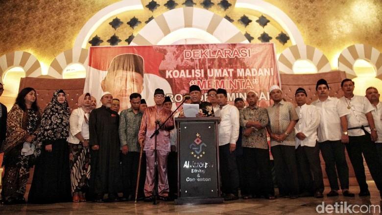 Koalisi Ummat Madani Bicara Peluang Prabowo-Amien di ...