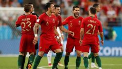 Portugal Pantang Main Bertahan di Hadapan Italia