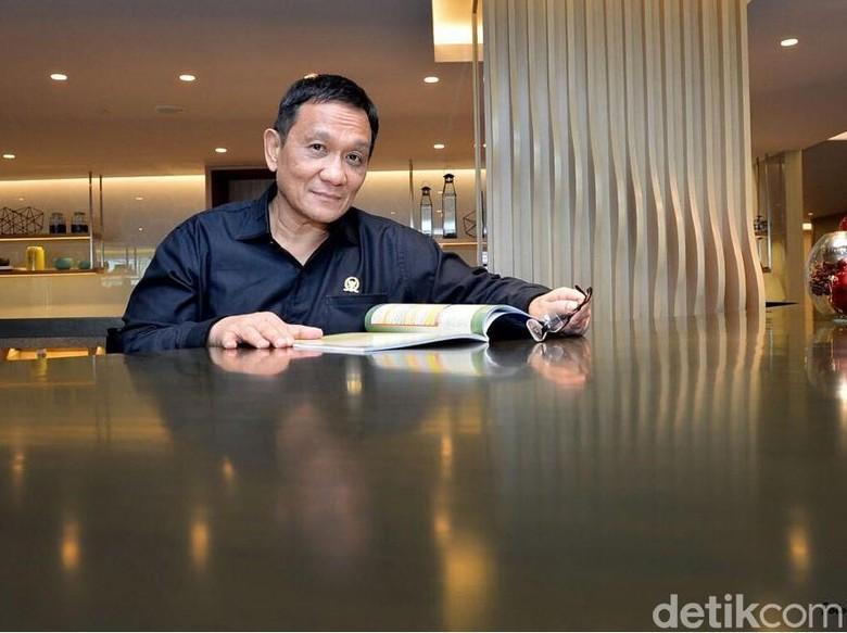 TGB Dukung Jokowi 2 Periode, Hanura Sindir Capres 'Kencleng'