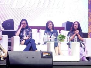 Pesan dari Sri Mulyani Hingga Najwa Shihab untuk Millennial Indonesia