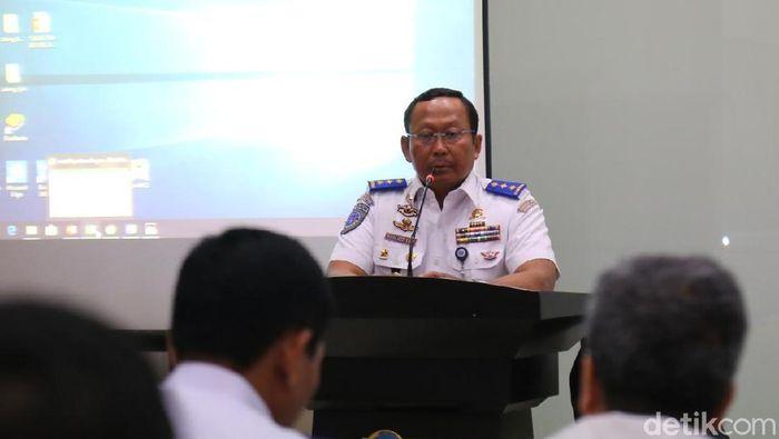 Foto: Direktur Jenderal Perhubungan Darat, Budi Setiyadi (Erlangga-detikcom)